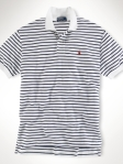 Ralph lauren polo classic fit striped