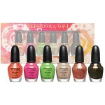 sephora Bohemian Brights Mini Nail Colour Set