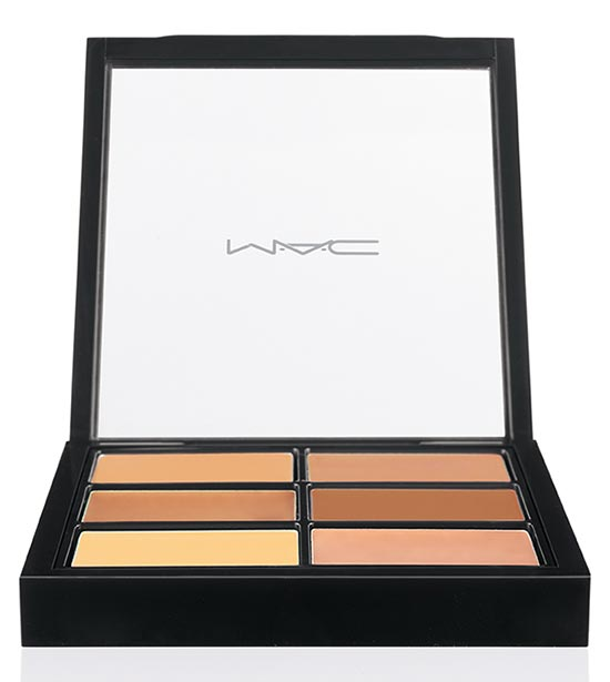 mac studio pro conceal correct palette-medium