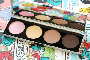 MAC ArchiesGirls Caramel-Sundae-Eye-Shadow-X4