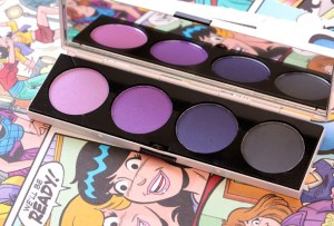 MAC archiesgirls - Spoiled-Rich-Eye-Shadow-X4