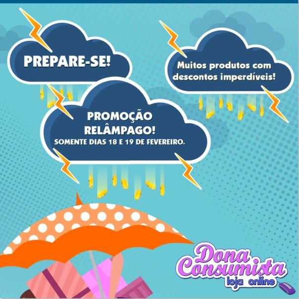 Promocao Relampago