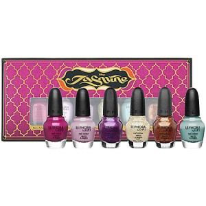 Sephora Jasmine One Is Never Enough Nail Set