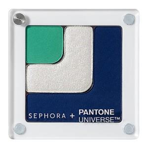 Sephora Pantone Color Theory Shadow Block - Bionic