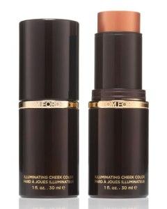 Tom Ford illuminating cheek color bronzed amber