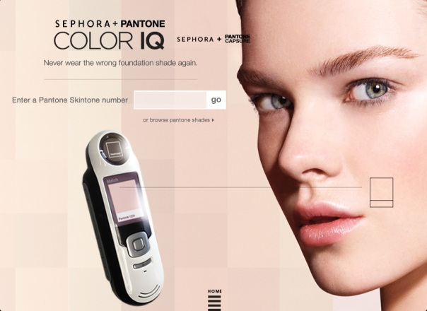 Sephora Color iQ 1